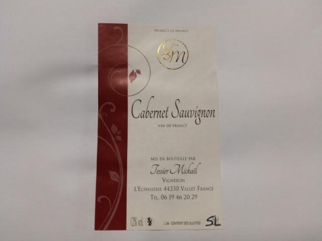 CABERNET ROUGE BIB 5L
