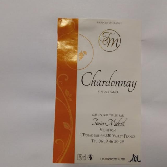 CHARDONNAY BIB 10L